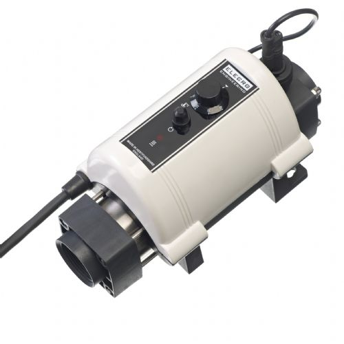 Elecro Nano Splasher Pool Heater - 3kW with Titanium Elements
